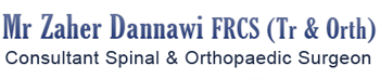 Zaher Dannawi - Consultant Spinal & Orthopaedic SURGEON